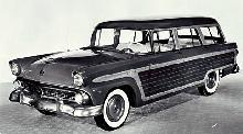 Ford Country Squire Bw  Fvl Pubpic Max  (1955)