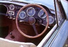 Aston Martin Db Mark Iii   Cockpit (1958)