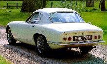 Lotus Elite   Rearl (1962)