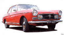 Peugeot 404 Coup (1962)