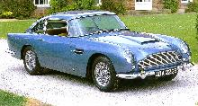 Aston Martin Db5   Blue   Fvr (1964)