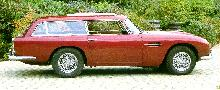 DB5 Shooting Brake