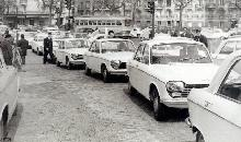 Peugeot 204 In Paris (1965)