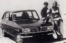 Renault 16 Us Version Sedan Wagon (1968)