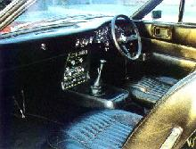 Aston Martin Dbs V8   Red   Interior (1971)