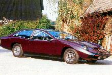 Marcos Mantis Coupe (1971)