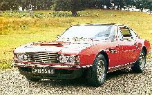 Aston Martin Dbs V8   Red   Fvl (1972)