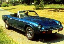 Jensen Healey Convertible Coupe (1972)