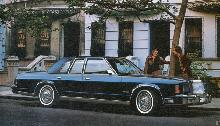 Chrysler N.y.er Fifth Avenue, Dkblue2 (1979)
