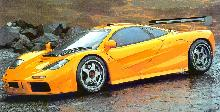 Mclaren F1 Lm Limited Edition 220mph (1995)