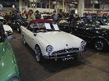 Sunbeam Alpine Series 1 1961 Rf