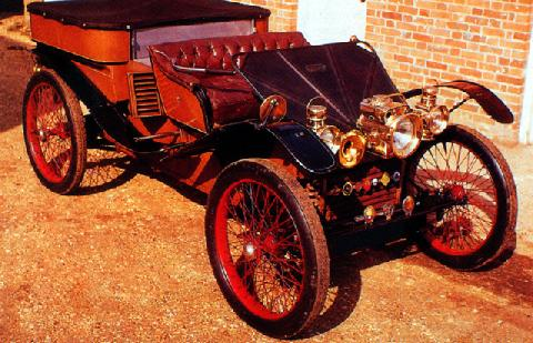 Lanchester 18hp Runabout (1904)