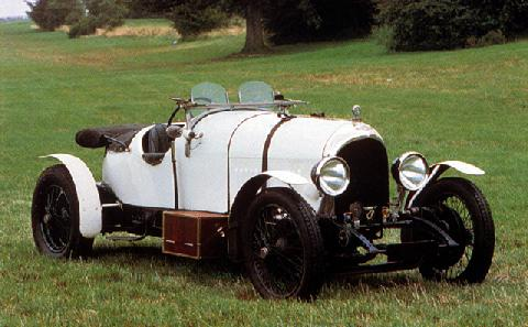 Bentley 3 Litre Speed Model (1922)