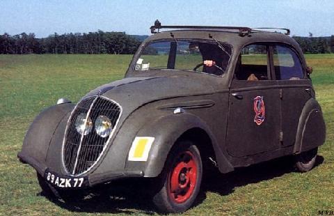 Peugeot 202 1940