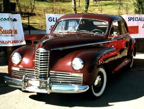 Packard Clipper Touring Sedan Fv Mmod  (1947)