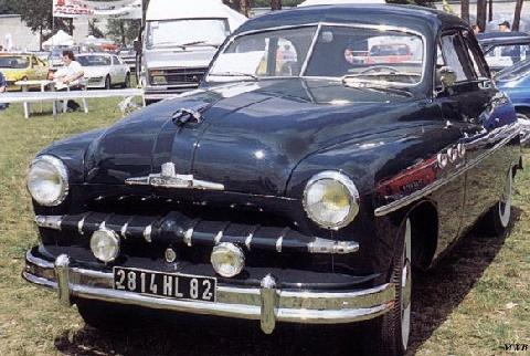 Ford Vedette (1950)