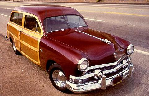 Ford Country Squire  Fvr Max  (1951)