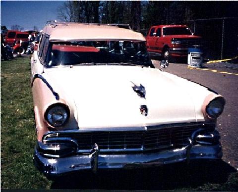 Ford Parklane Wagon Fv Steve Max