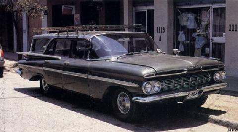 Chevrolet Kingswood Wagon (1959)