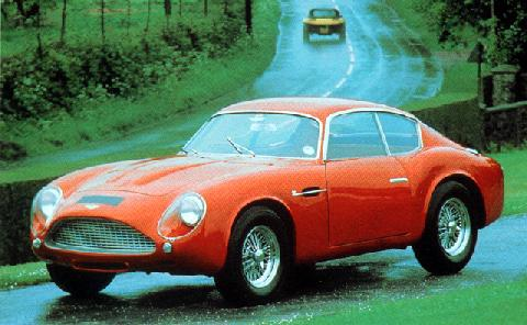 Aston Martin Db4gt Zagato Motorbase