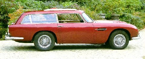 Aston Martin Db5 Shooting Brake (1965)