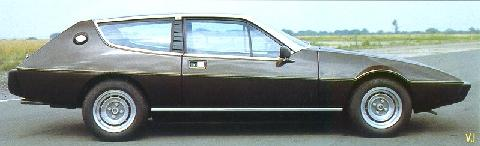 Lotus Elite   Side (1975)
