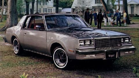 Buick Regal Sport Coup 1980 Picture Gallery Motorbase