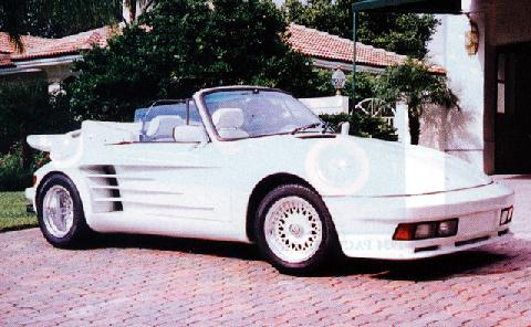 Porsche Gemballa Avalanche Porsche 930 Gemballa Avalanche