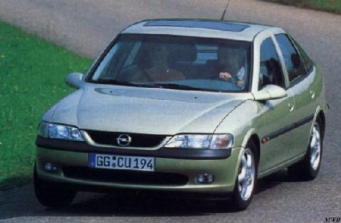 opel vectra 98