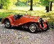 Fiat 508s Balila Spider Ghia  Front/right view (1933)