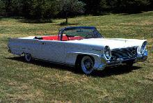 Lincoln Continental Mk III Convertible (1958)