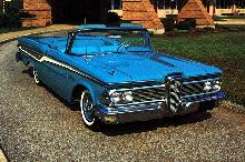 Edsel Corsair Convertible (1959)