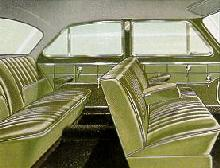 Ford Zodiac Interior Brochure (1959)
