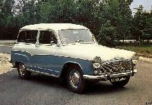 Simca Aronde P60 Break (1960)