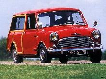 Morris Mini Minor Traveller 1 (1964)