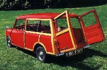 Morris Mini Minor Traveller 2 (1964)