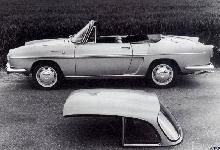 Renault Caravelle 1100  Hard Top (1964)