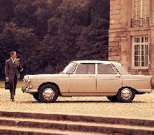 Peugeot 404 Superluxe (1965)