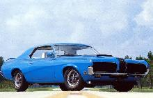 Mercury Cougar Eliminator (1970)