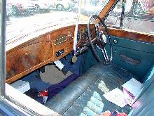 Armstrong Siddeley Sapphire 346 1957 Dash