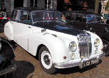 Armstrong Siddeley Sapphire 346 1957 Front three quarter view