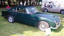 Aston Martin DB5 1963 Side