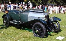 Bentley 3 Litre Vandenplas 1924