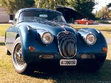 Jaguar Xk150 3.8litre, Racing Version