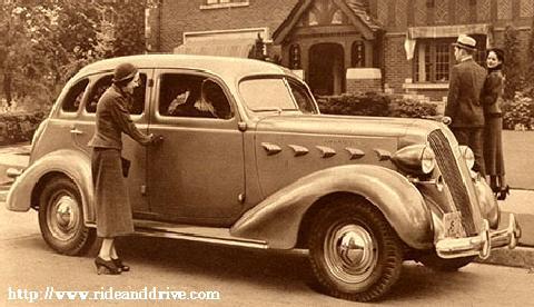 Graham Custom Superchargerrd (1937)