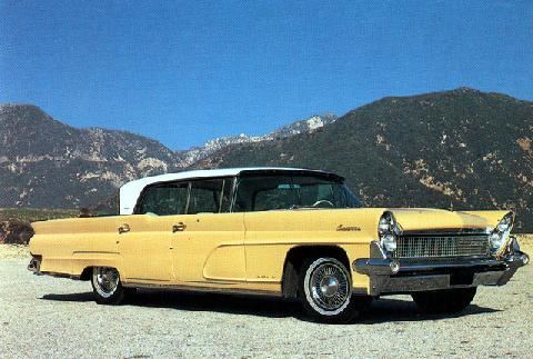 Lincoln Continental Mk IV (1959)