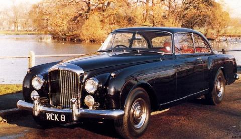 Bentley Continental Sii 2 Door Fixed Head Coupe (1961)