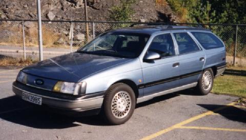 Ford Taurus Gl Wagon Fv