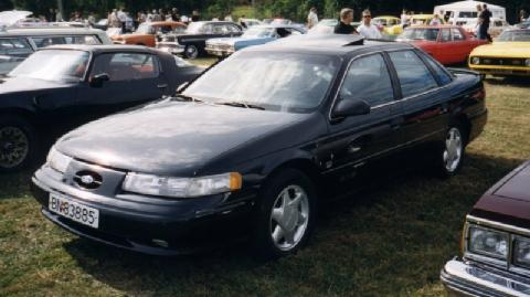 ford taurus sho 1993 picture gallery motorbase. Black Bedroom Furniture Sets. Home Design Ideas