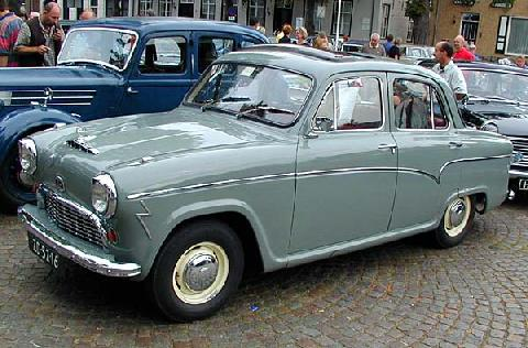 Austin A55 Cambridge 1958